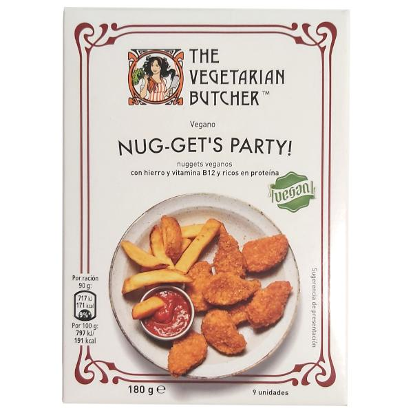 Nuggets (The Vegetarian Butcher)