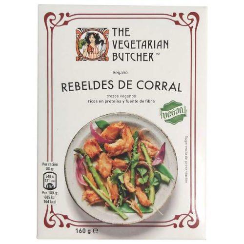 The Vegetarian Butcher: No Pollo Vegano - Rebeldes de Corral