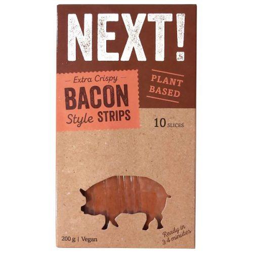 Next Bacon vegano