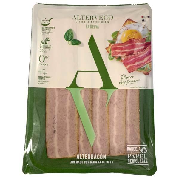 Bacon vegetariano AlterBacon de AlterVego (La Selva)